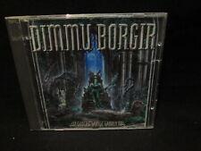 Dimmu Borgir - Godless Savage Garden - Near Mint - New Case!!!!!