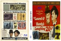 Laurel & Hardy Laughing 20's BLU-RAY of classic silent slapstick comedy film