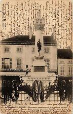 CPA  St-Jean-de-Losne - Monument commémoratif de la défense de 1636     (354040)