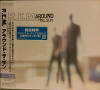 R.E.M. Around The Sun CD WPCR-11915 JAPAN Import w/OBI SEALED free shipping