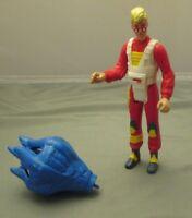 The Real Ghostbusters Screaming Egon Spengler Figure & Ghost Kenner 1988