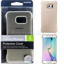 Samsung Galaxy S6 Edge Protective Case Cover Gold, EF-YG925BFEGUS New OEM