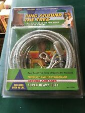 four paws  Dog Tie Out Chain SUPER HEAVY DUTY