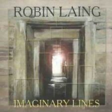 Robin Laing Imaginary Lines 1999 CD