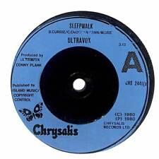 "Ultravox - Sleepwalk - 7"" Record Single"