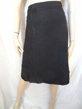 (240DEC) Size 10 *NEXT* Chic black A-line office/work skirt ladies/women