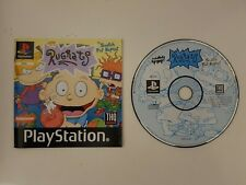 Rugrats: Search for Reptar (Sony PlayStation 1, 1998) PS1 PAL European