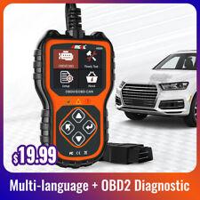 Automotive Code Reader EOBD OBD2 Scanner Car Check Engine Fault Diagnostic Tools