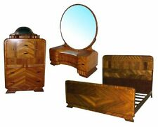 Art Deco Antique Beds & Bedroom Sets for sale | eBay