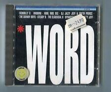 teldec JIVE cd sampler © 1987 WORD - VOLUME 1 schoolly d SKINNY BOYS jazzy jeff