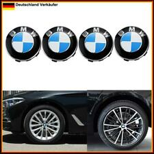4x BMW 56mm Felgendeckel Nabenkappe Nabendeckel Nabenabdeckungen Emblem Satz