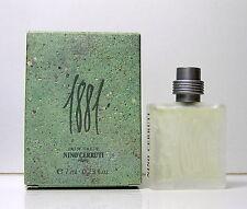 Nino Cerruti 1881  Miniatur 7 ml Eau de Toilette