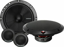 """ROCKFORD FOSGATE R1675-S 6.75"""" 160W 2 WAY PRIME SERIES COMPONENT SYSTEM"""