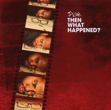 J-LIVE - THEN WHAT HAPPENED? (NEW & SEALED) Hip Hop Rap BBE CD #730003106521