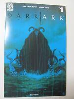 Dark Ark #1 Aftershock 2017 Series Cullen Bunn 2nd Print Variant 9.6 Near Mint+