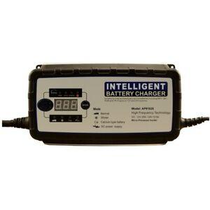 9 Stage Intelligent Battery Charger 25Amp Caravan Motorhome 1224V