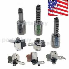 Solenoid Set AW55-50SN 55-51SN For SATURN GM Saab Opel Chevolet Volvo Nissan