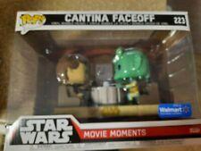 Cantina Face-off Star Wars Han Solo vs Greedo Funko Pop