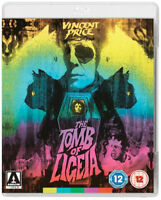 The Tomb of Ligeia Blu-Ray (2015) Vincent Price, Corman (DIR) cert tc ***NEW***