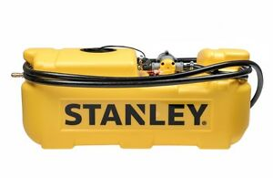 STANLEY 30 LITRE SPOT SPRAYER 12V ATV GARDEN WEED SPRAYER PUMP TANK