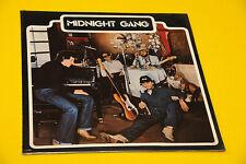 MIDNIGHT GANG LP LOVE IS MAGIC ORIG ITALY '70 SIGILLATO SEALED !!!!!!!!!!!!!!!