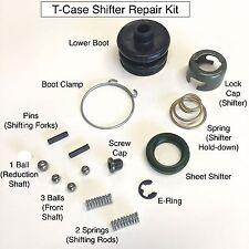 Complete Transfer Case Shifter Repair Kit - SJ413 / Suzuki Samurai 1986-1995