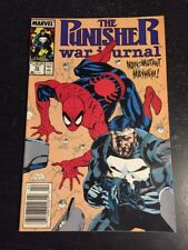 The Punisher:War Journal#15 Incredible Condition 9.2(1990) Jim Lee Cover!!