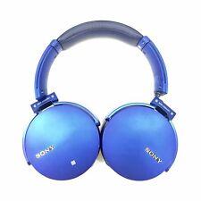 Sony MDR-XB950B1 Noise Canceling Wireless Bluetooth Headphones - Blue V1