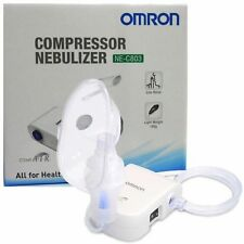Omron NE C803 Compressor Nebulizer For Respiration Inhaler Machine Portable Easy