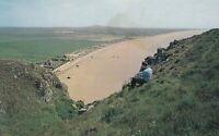 Postcard - Brean Down - The Beach from Brean Down - (WHS 2592)