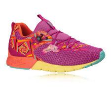 Calzado de mujer Zapatillas fitness/running planos de color principal naranja