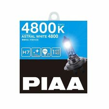 PIAA 4800K ASTRAL WHITE 4800 H7 Headlight Fog Light Bulbs HW406 FS Tracking