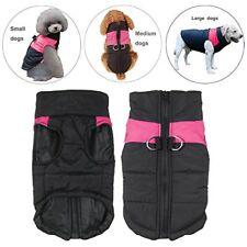 Manteau rose pour chien sans offre groupée personnalisée