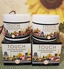 Disney It's a small World By basq Touch Lavender body butter for mom & baby 4 oz