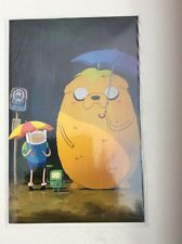 ADVENTURE TIME #10 DF EXCLUSIVE VIRGIN VARIANT LIMITED TO 1000 COPIES W/COA.