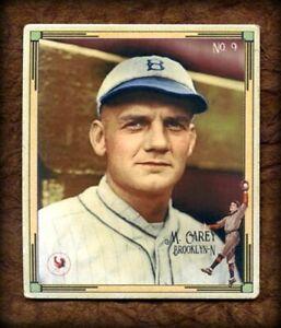 Banty Red 1927 #9 MAX CAREY, Brooklyn Dodgers