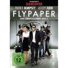 FLYPAPER - WER ÜBERFÄLLT HIER WEN?  DVD MIT PATRICK DEMPSEY NEU