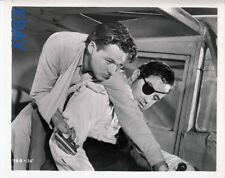 William Henry fights man at plane's controls VINTAGE Photo Ambush