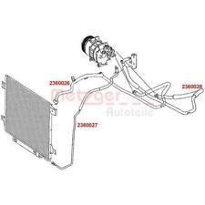Haute pression//basse pression tuyau air conditionné-Boucher 2360003