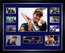 Daniel Ricciardo new Signed Framed Memorabilia