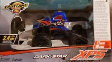 Fast Lane Rc Dark Star Xps 2.4 Ghz 2015 Xtra Performance 7.2V Monster Truck Car