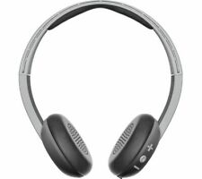 Skullcandy S5URW-K609 GRAY Wireless Uproar Headset with Tap Tech Brand New