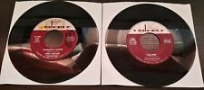 Lot of 2 Cadence Label Records 45RPM (Used)