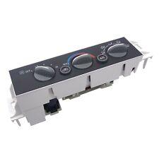 AC Heater Control Panel for 1996-2000 Chevrolet GMC Base Silverado Cheyenne LS