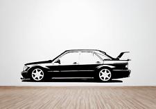 Mercedes 190E Evo Evolution 2 2.5-16 Wall Art Graphique Décalque Autocollant. (Cosworth)