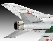 Revell 03967 MiG-21 F-13 Fishbed C 1:72 Flugzeug Jet Abfangjäger Modell Bausatz