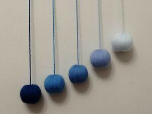 Gobbi Montessori Mobile In Blue
