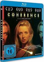 COHERENCE [Blu-ray] (2014) Emily Baldoni Sci-fi Movie German Import Region Free