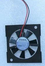 054006BHBB Sunon Super Thin CPU Cooler DC5V 0.14A 0.70W - NEW (2 Piece Lot)