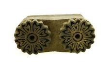 TAMPON ANCIEN A BATIK  Broderie Textile Indien INDE X21